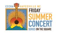 CCCRA Friday Summer Concert Series in downtown Hayesville