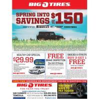 Big O Tires - San Clemente