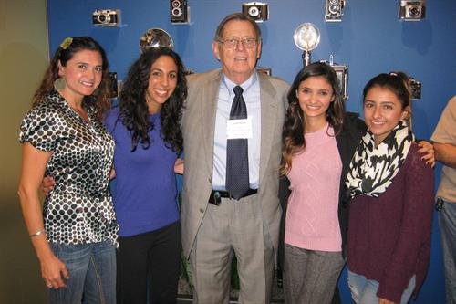 Gerald R. Gibbs, Founder [Ret.] and Guests