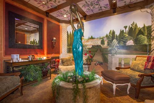 Talega Day Spa Relaxation Room