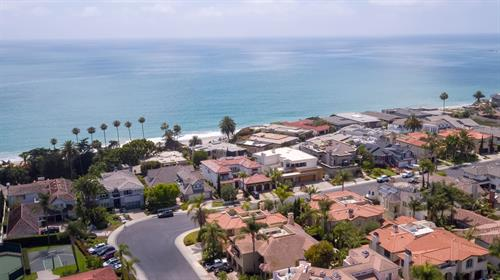 Cyprus Cove, a coastal community in San Clemente