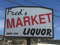 Fred's Market Liquor