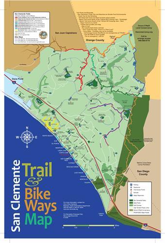 San Clemente Trails