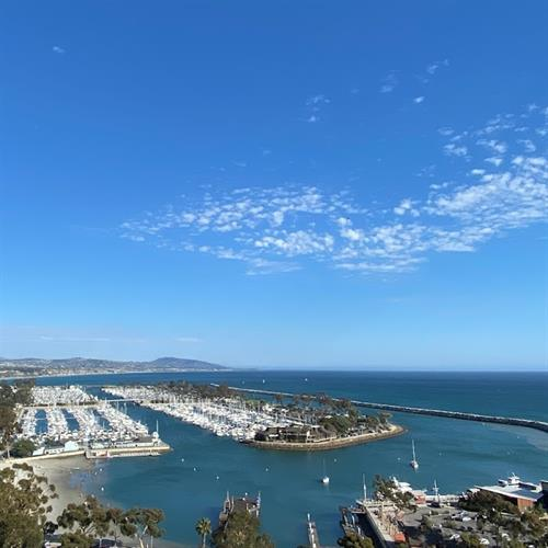 Beautiful Dana Point Harbor!