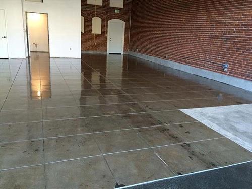 GSPEC Flooring division