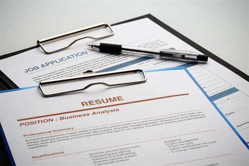 Need to update your Resume?