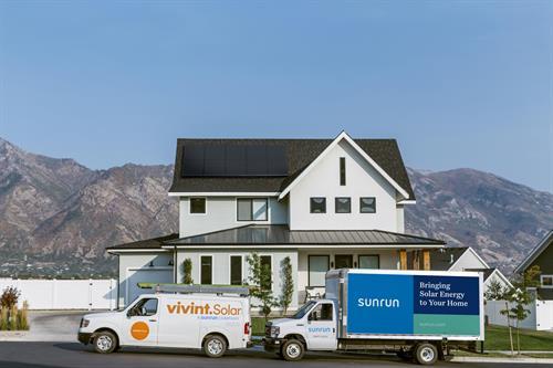 Sunrun + Vivint Solar Merge 2020