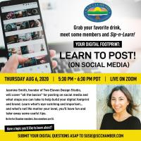 The San Clemente Chamber is hosting a ''Sip and Learn''