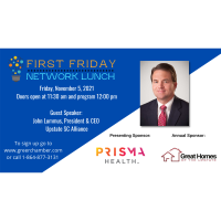 First Friday Network Lunch