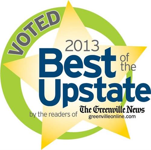 Greenville Carpet One Voted Best of the Upstate in Floor Covering and Carpet Categories