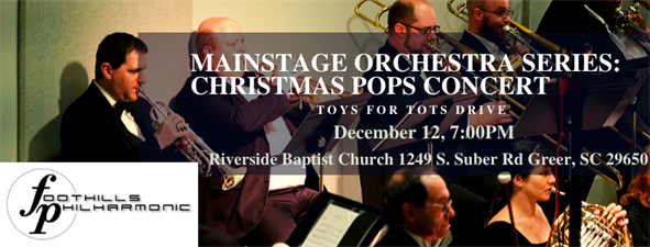 Christmas Pops Concert In Asheville 2020 Christmas Pops Concert   Dec 12, 2020