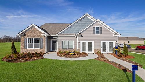 Sudduth Farms Model Home