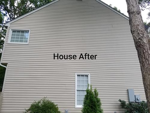 House After Cleaning