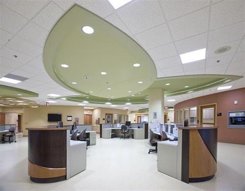 Inside Village Hospital