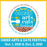 Greater Greer Chamber of Commerce introduces the inaugural Greer Arts & Eats Festival