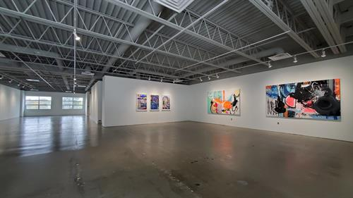 Moberg Gallery 2020 at 2411 Grand Ave