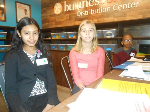 JA BizTown Distribution Center