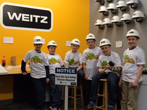 JA BizTown Construction Company