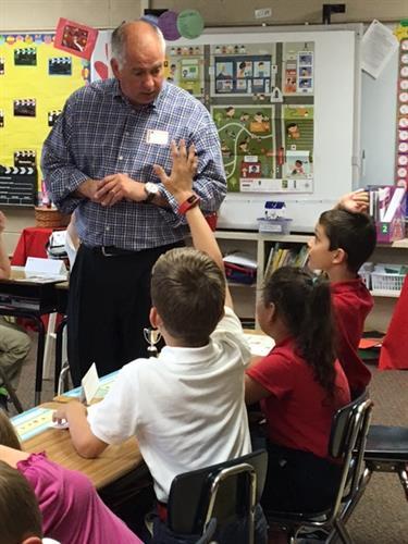JA Classroom Volunteer