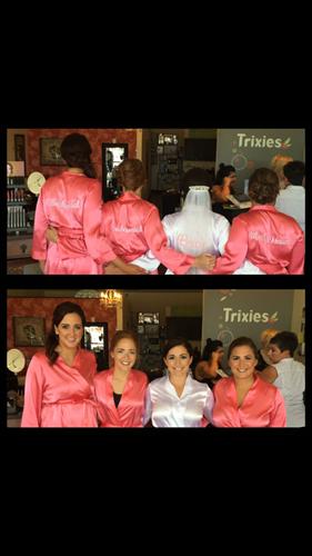 Trixies Bride
