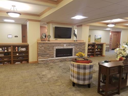 Lounge / Rec Room