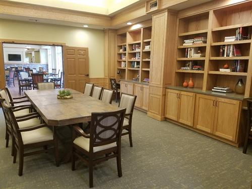 Library / Private Dinning