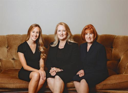 Megan, Lisa, & Diane
