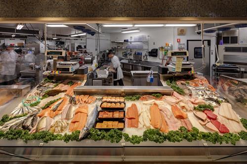 Seafood Selection!