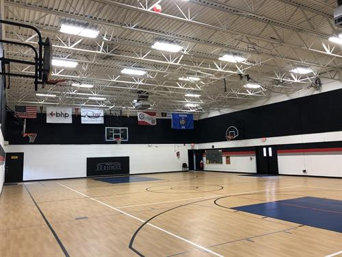 gym space for rent, team sports, play, game nights, movie nights