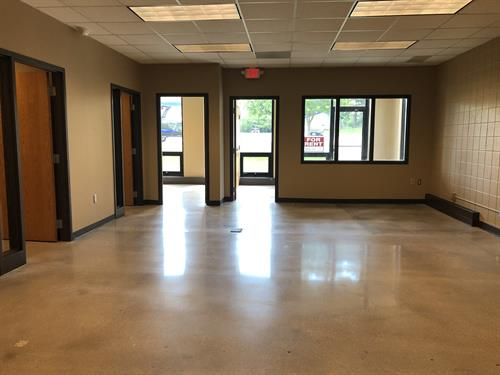 principal's office turned professional office space available for lease