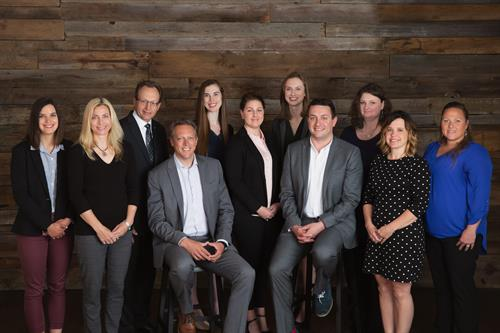 The Turnhall Financial Group team