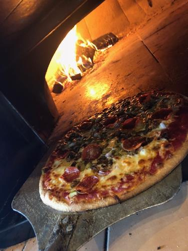 Wood Stone Fire Pizza Oven
