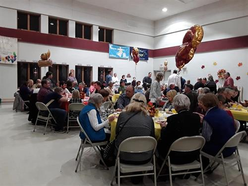 Annual Thanksgiving Day Community Meal