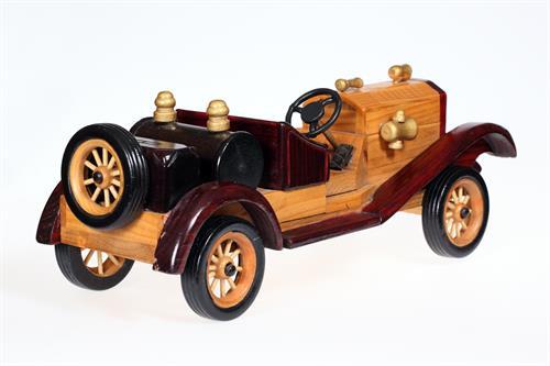 TTI Classic Car