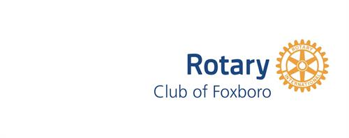 Proud Member & Officer of Foxboro Rotary Club