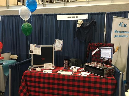 Partner in Flannel Audio -- Live Comfortable Sound for your Event
