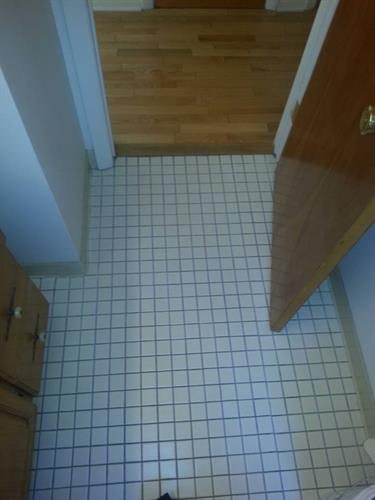 The beauty of our treatment is that the floors are made safe with little if any change to the tile
