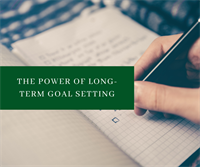 Free Webinar: The Power of Long Term Goals