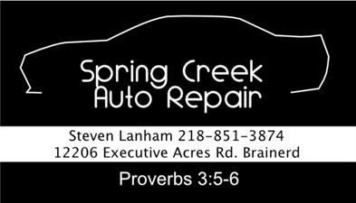 Spring Creek Auto Repair