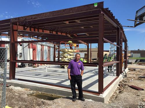 R2KC Design - Construction Administration Addition - EL Fogon Mexican Restaurant