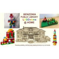 Benzonia Public Library - LEGO-rama @ Home Contest