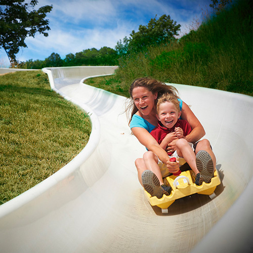 Crystal Coaster Alpine Slide