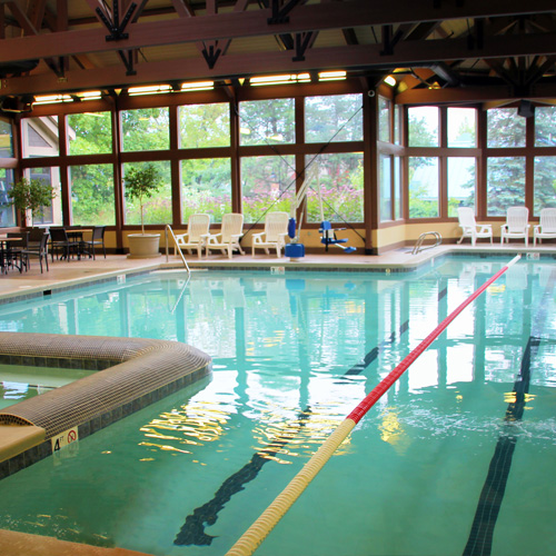 Peak Fitness Center & Indoor Pool