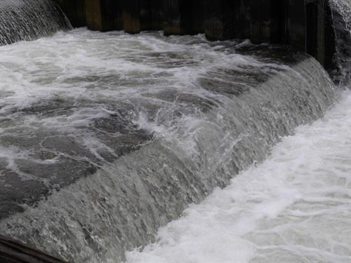 Homestead Dam