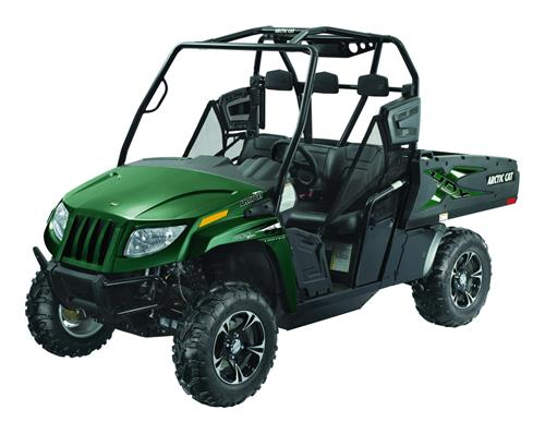 Full size work horse.  Arctic Cat Prowler HDX