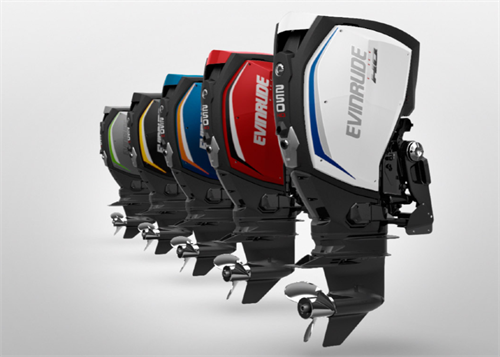 The All New 200hp+ Evinrude G2 Etecs are here