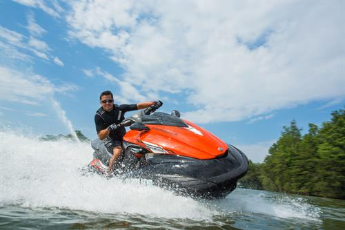 Full line Yamaha WaveRunner Dealer and we love them