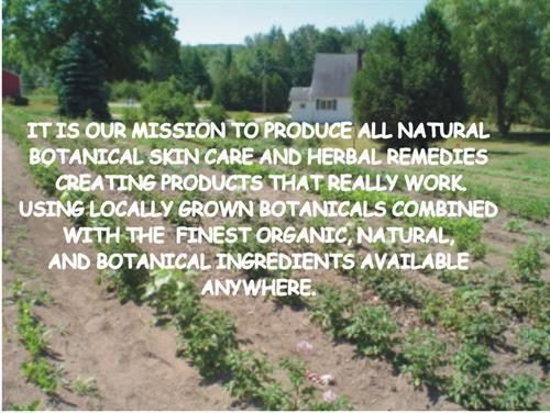 Our product  mission statement