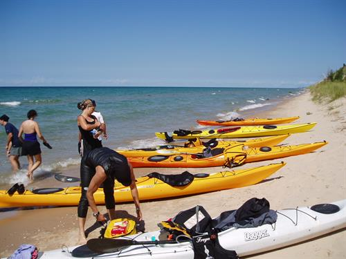 Arcadia Bluffs Coastal Tour