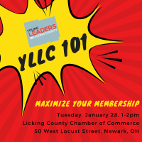 Young Leaders of Licking County 101: Maximizing Your Membership